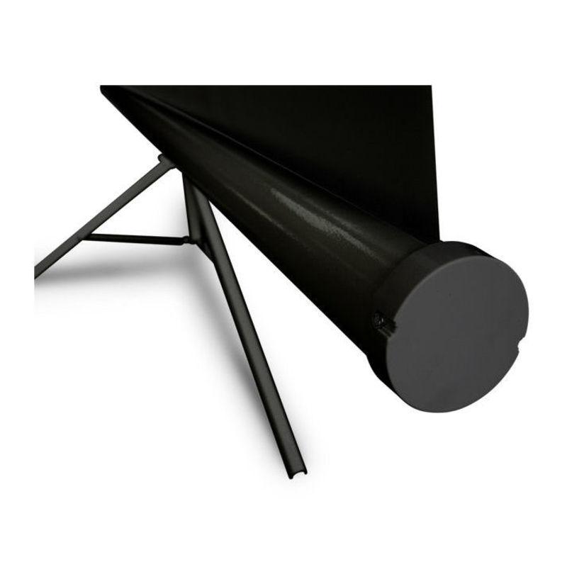 ecran de projection tr pied 2 44 x 1 37m format 16 9 kimex. Black Bedroom Furniture Sets. Home Design Ideas