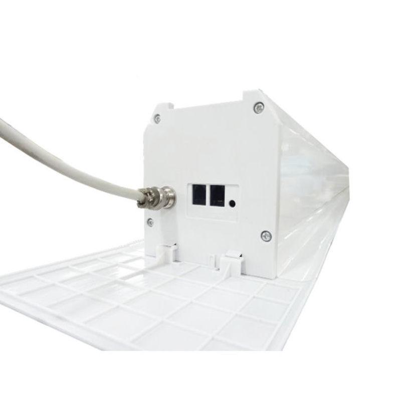 ecran de projection lectrique encastrable tensionn 2 00 x 1 13m format 16 9 kimex. Black Bedroom Furniture Sets. Home Design Ideas