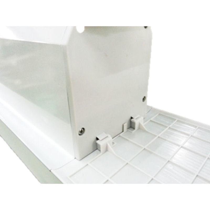 ecran de projection lectrique encastrable 2 00 x 1 13m format 16 9 kimex. Black Bedroom Furniture Sets. Home Design Ideas