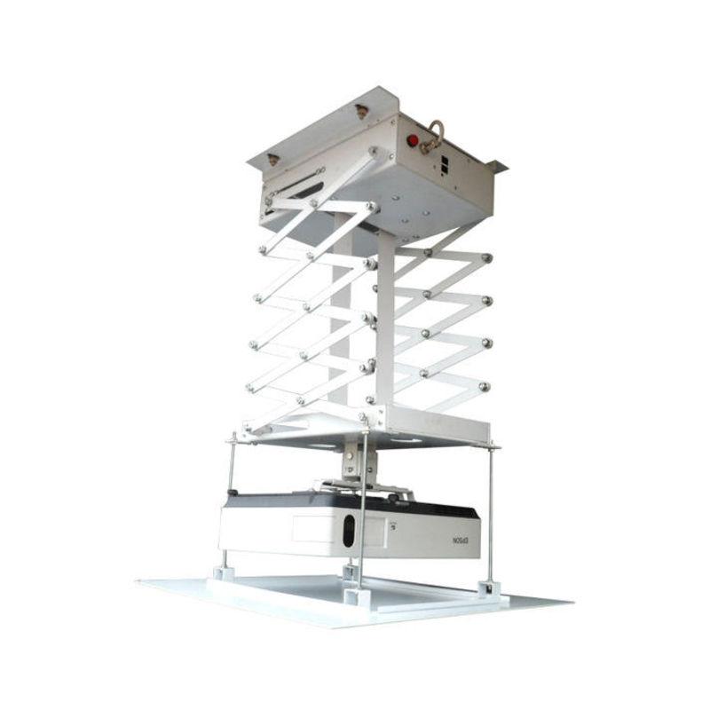 support motoris pour vid oprojecteur hauteur 200cm max kimex. Black Bedroom Furniture Sets. Home Design Ideas