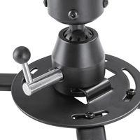 Support de vidéoprojecteur pour structure scénique et tube Hauteur 71-94cm